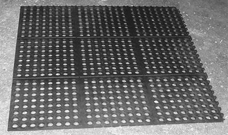 Cow Parlor Mats Amp Cattle Parlor Rubber Flooring